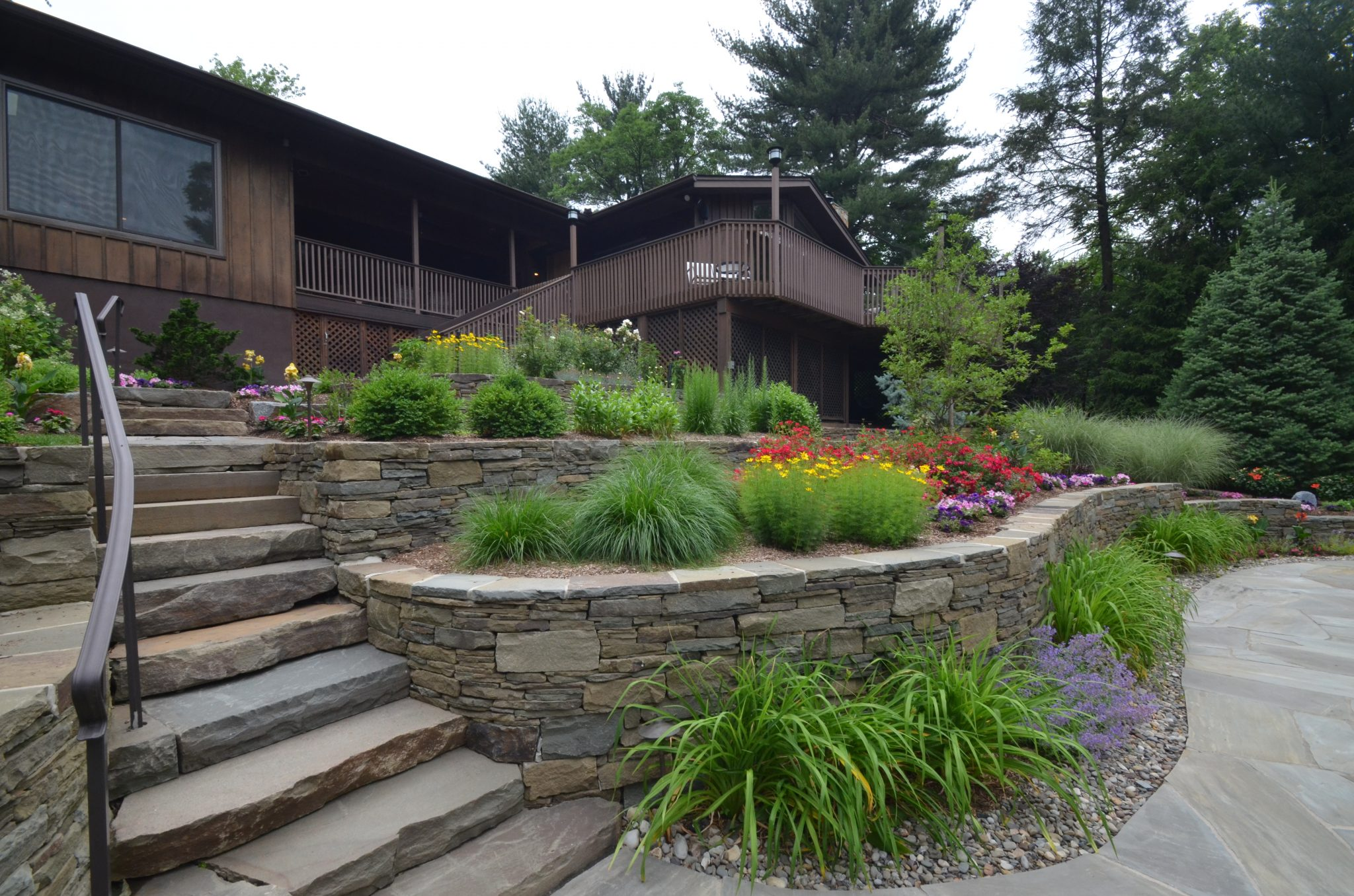 Natural Stone In Your Landscape