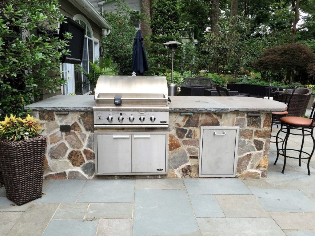 Outdoor Kitchens Amp Bars Tode Landscape